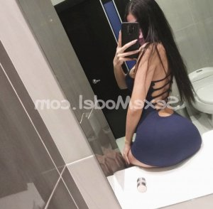 Kymia escort girl sexemodel massage à Saint-Mandé