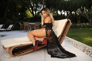 Christina massage sexe escorte lovesita à Flers