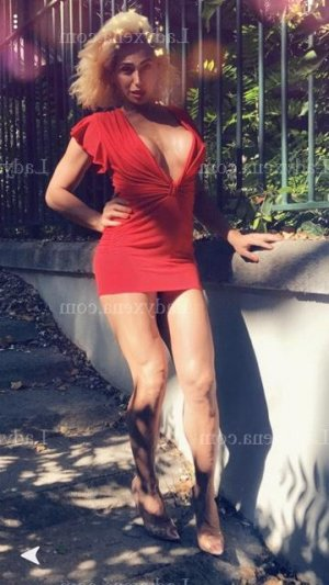 Pascalina escort girl