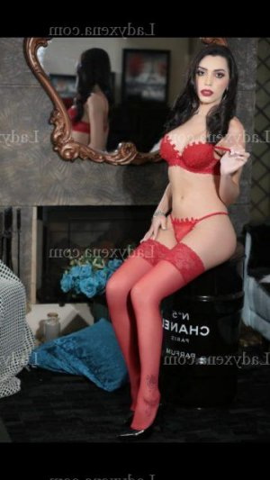 Lysbeth massage sexe wannonce à Carpentras